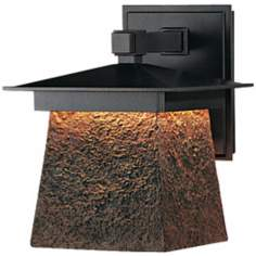"Hubbardton Forge Lightfall 10"" High Dark Sky Outdoor Light"