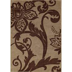 Mandalay Taupe Area Rug