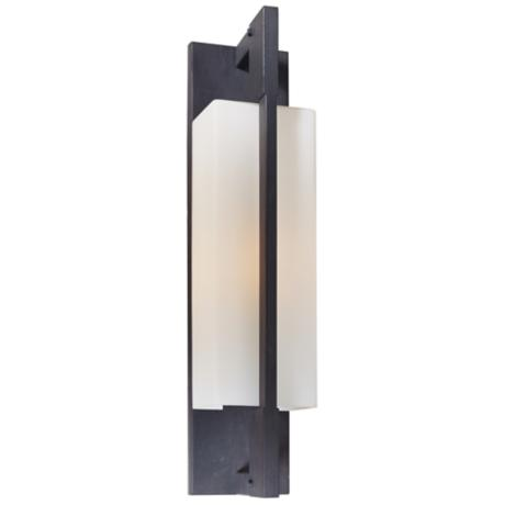 "Blade Collection 20 1/2"" High Outdoor Wall Light"
