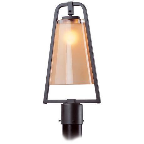 "Dylan Collection 18 1/4"" High Outdoor Post Light"