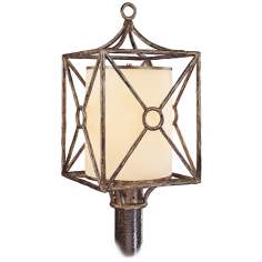 "Maidstone Collection 22 1/2"" High Outdoor Post Light"