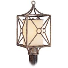 "Maidstone Collection 18 1/2"" High Outdoor Post Light"