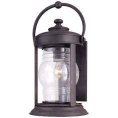 "Station Square Collection 22"" High Outdoor Wall Light"