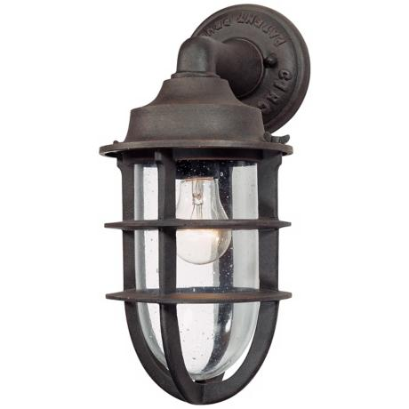 "Wilmington Collection 14 1/2"" High Outdoor Wall Light"