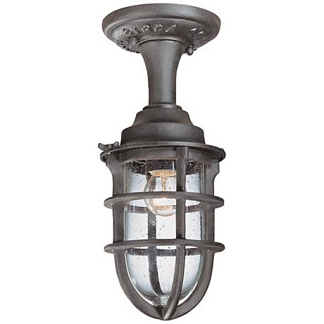 "Wilmington Collection 12 1/2"" High Outdoor Ceiling Light"