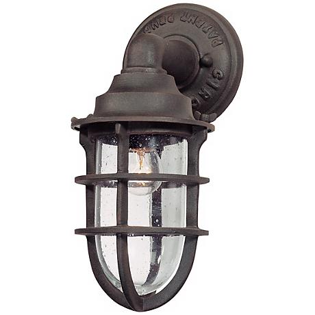 "Wilmington Collection 12"" High Outdoor Wall Light"