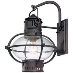 "Portsmouth Collection 16 1/4"" High Outdoor Wall Light"