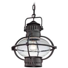 "Portsmouth Collection 14 3/4"" High Outdoor Hanging Light"