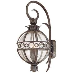 "Campanile Collection 35 1/2"" High Outdoor Wall Light"