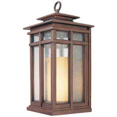 "Cottage Grove Collection 24 1/2"" High Outdoor Wall Light"
