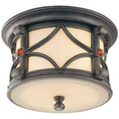 "Woodridge Collection 13 1/2"" Wide Ceiling Light"