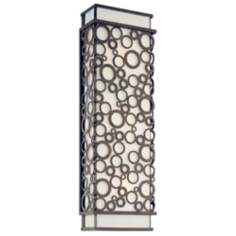 "Aqua Collection 21"" High Outdoor Wall Light"