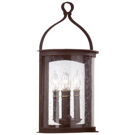 "Scarsdale Collection 20 1/2"" High Outdoor Wall Light"