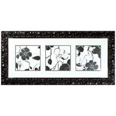 "Walt Disney Fantasia Flower Series Framed 46"" Wide Wall Art"