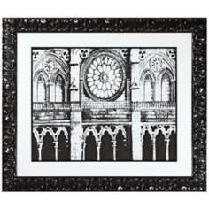Walt Disney The Hunchback of Notre Dame Framed Wall Art