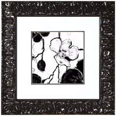 "Walt Disney Fantasia Graphite 4 Framed 22"" Square Wall Art"