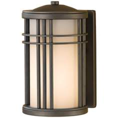 "Colony Bay Collection 8 3/4"" High Outdoor Wall Light"
