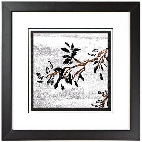 "Walt Disney Winnie The Pooh Branches III 21"" Square Wall Art"