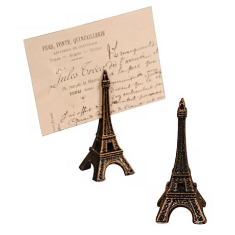 Set of 8 Eiffel Tower Placecard Holders