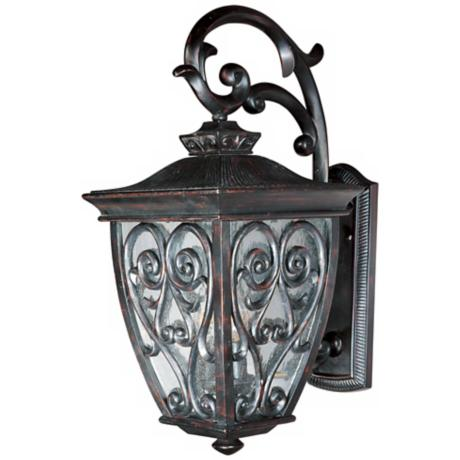 "Newbury Collection 18"" High Outdoor Wall Light"