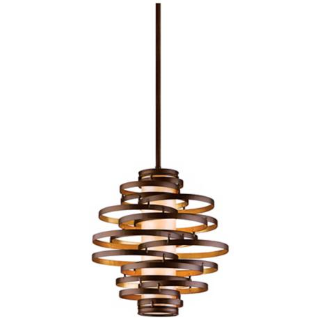 Vertigo Small Pendant Light at Lamps Plus