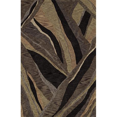 Canyon Fern Area Rug