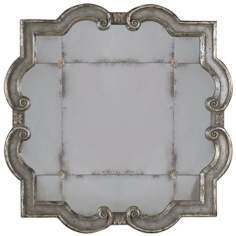 "Uttermost Antico 65"" Wide Wall Mirror"