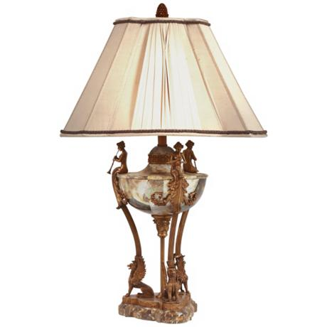 Maitland-Smith Neoclassic Urn Table Lamp