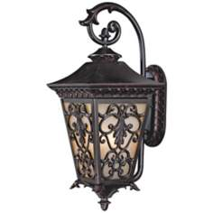 "Bientina Collection 27"" High Outdoor Wall Light"