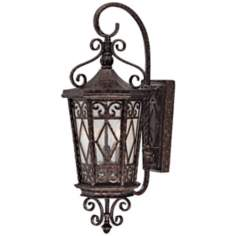 "Felicity Collection 25 3/4"" High Outdoor Wall Light"