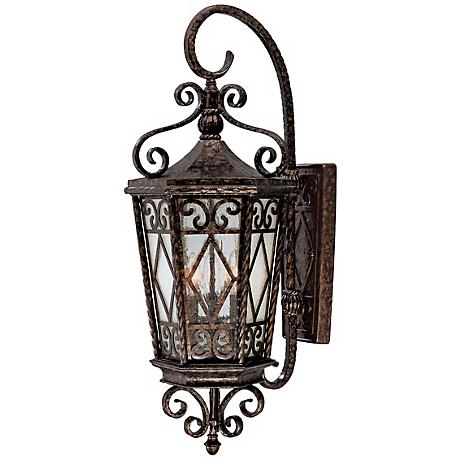 "Felicity Collection 31 1/2"" High Outdoor Wall Light"
