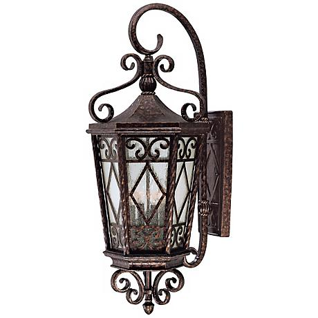 "Felicity Collection 36 1/2"" High Outdoor Wall Light"