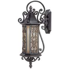 "Forsyth Collection 27 1/4"" High Outdoor Wall Light"