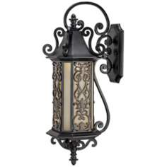 "Forsyth Collection 33 1/4"" High Outdoor Wall Light"