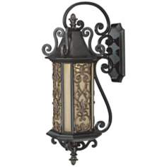 "Forsyth Collection 40 1/2"" High Outdoor Wall Light"