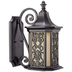 "Forsyth Collection 16"" High Outdoor Wall Light"