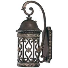 "Grenada Collection ENERGY STAR 17"" High Outdoor Wall Light"