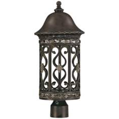 "Grenada Collection ENERGY STAR 21 1/4"" High Post Light"