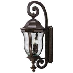 "Monticello Collection 36"" High Outdoor Wall Light"