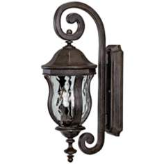 "Monticello Collection 22"" High Outdoor Wall Light"