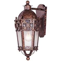 "Torino Collection 16"" High Outdoor Wall Light"