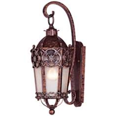 "Torino Collection 19 1/2"" High Outdoor Wall Light"