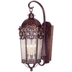 "Torino Collection 28"" High Outdoor Wall Light"