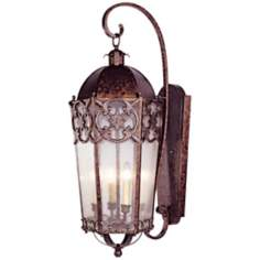 "Torino Collection 35"" High Outdoor Wall Light"