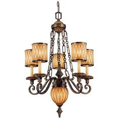 Metropolitan Terraza Villa 6-Light Chandelier