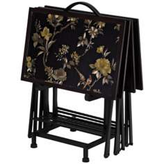 Carissa Set of 5 Folding Tables