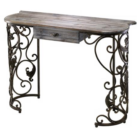 Lillian Desk Console Table