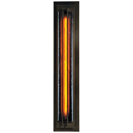 Ono Collection Topaz Glass Energy Efficient Wall Sconce