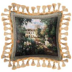 Aix En Provence Accent Pillow