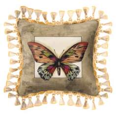 Butterfly Accent Pillow